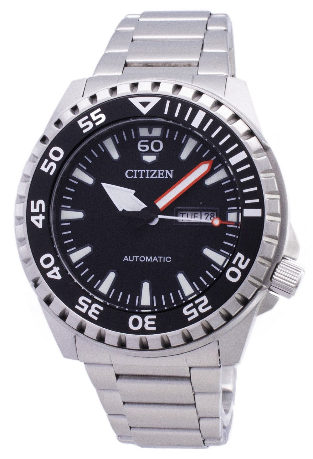 Citizen Mechanical Nh8388-81e Automatic Analog Men's Watch