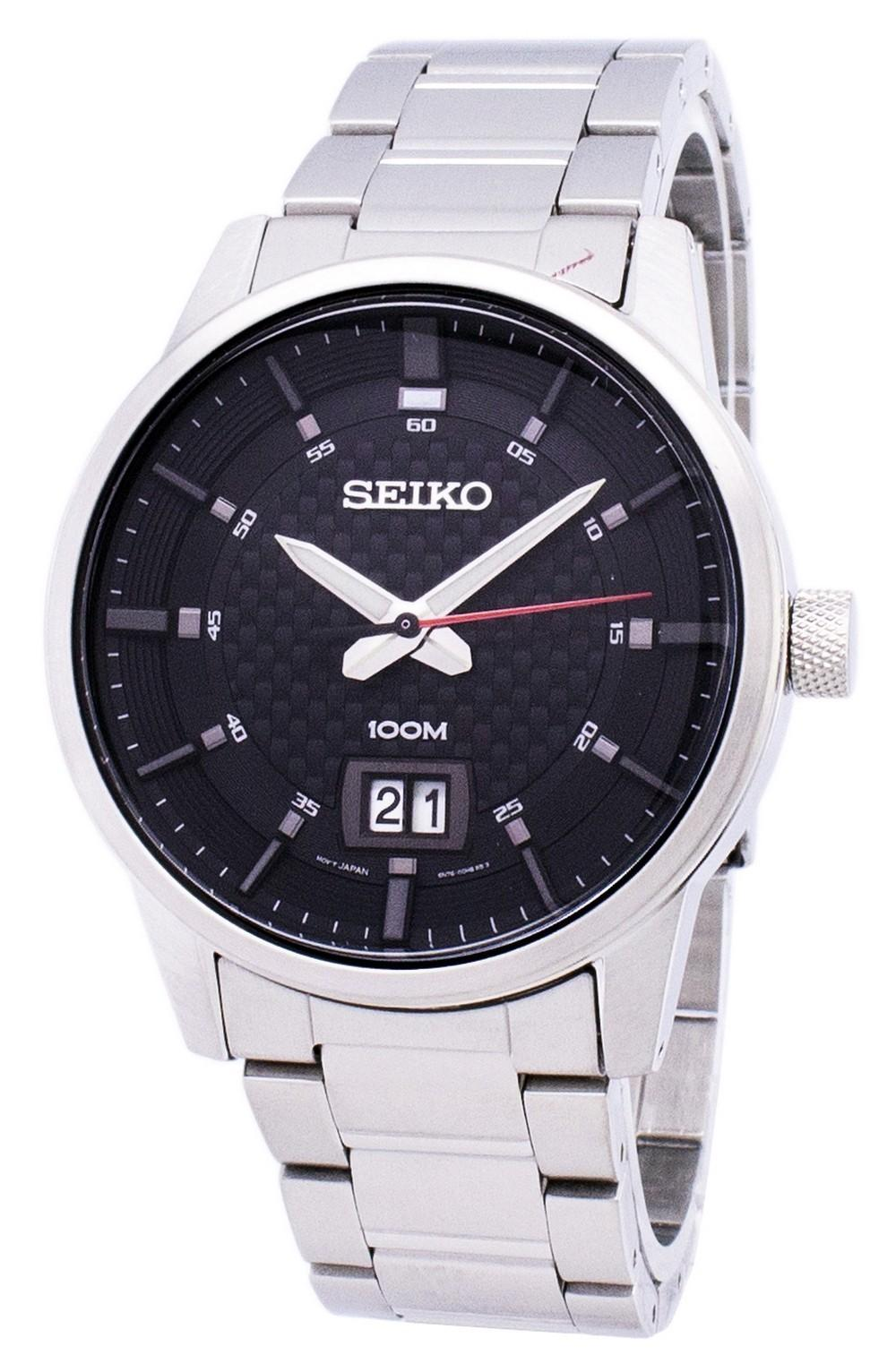 Seiko Sports Quartz Sur269 Sur269p1 Sur269p Men's Watch