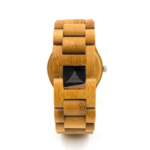 Kylemore Bamboo Watch