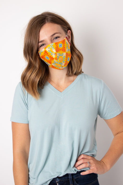 Sunbeam Fabric Mask - Women M