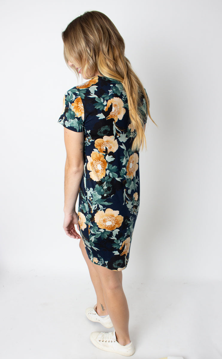 Marigold Basic Dress