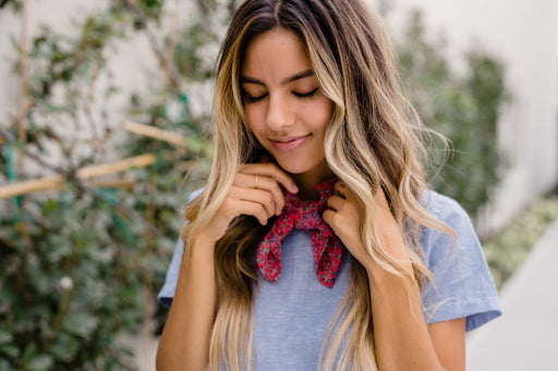 Apple Spice Neck Scarf
