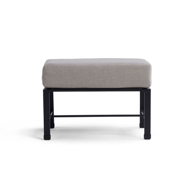 Yardbird Colby Outdoor Ottoman Outdoor Furniture