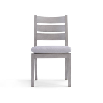 Yardbird Eden Armless Outdoor Dining Chair Outdoor Furniture