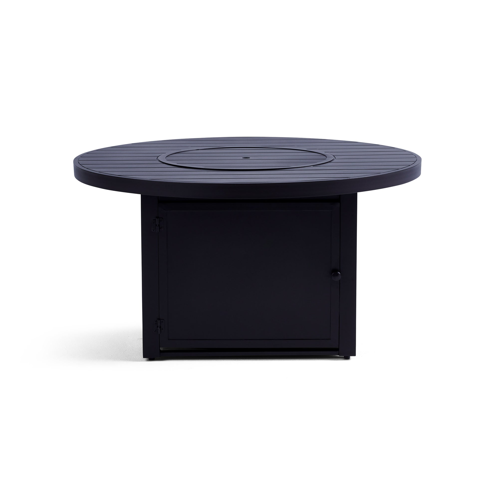 Yardbird Round Fire Pit Table Outdoor Furniture
