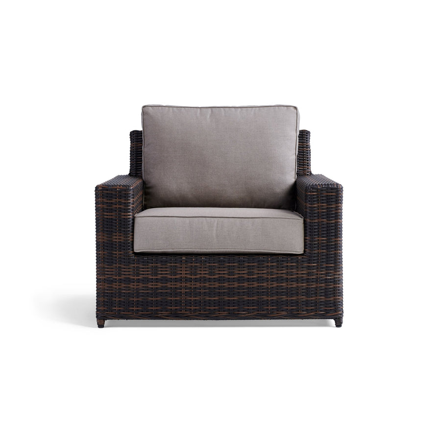 Yardbird Langdon and Waverly Swatches Outdoor Furniture