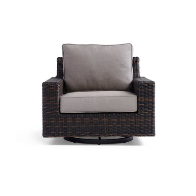 Yardbird Langdon Outdoor Swivel Glider Chair Outdoor Furniture