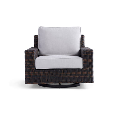 Yardbird Langdon Outdoor Swivel Chair Outdoor Furniture