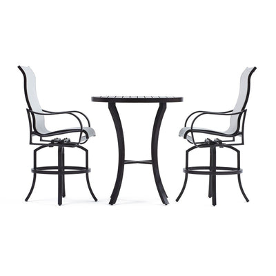Yardbird Pepin Bar Height Dining Set Outdoor Furniture