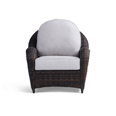 Yardbird Waverly Outdoor Fixed Chair Outdoor Furniture