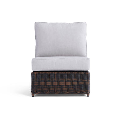 Yardbird Waverly Outdoor Armless Insert Outdoor Furniture