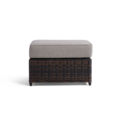 Yardbird Langdon/Waverly Outdoor Ottoman Outdoor Furniture