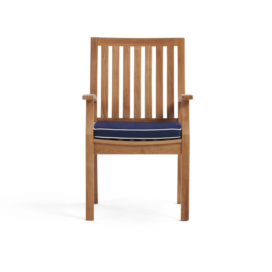 Yardbird Winnie Dining Arm Chair Outdoor Furniture