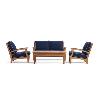 Yardbird Winnie Loveseat Set Outdoor Furniture