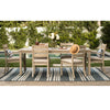 Yardbird Eden Arm Outdoor Dining Chair Outdoor Furniture