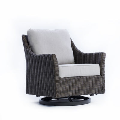 Yardbird Harriet Outdoor Swivel Chair Outdoor Furniture