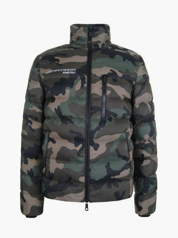Always Camouflage Padded Jacket