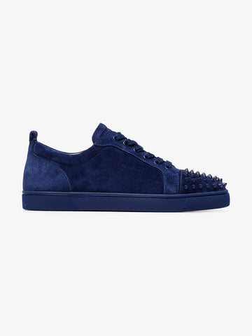 Louis Junior Suede Trainers With Spikes