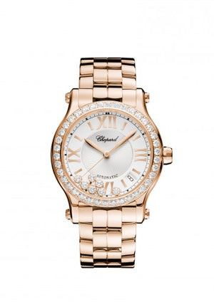 Happy Sport 36mm Automatic Ladies' Watch