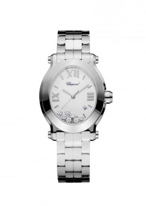 Chopard Happy Sport Oval Watch