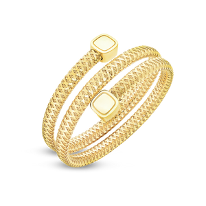 Flexible Triple Wrap Bangle