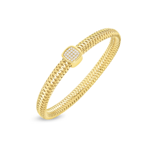 Flexible Bangle Diamonds