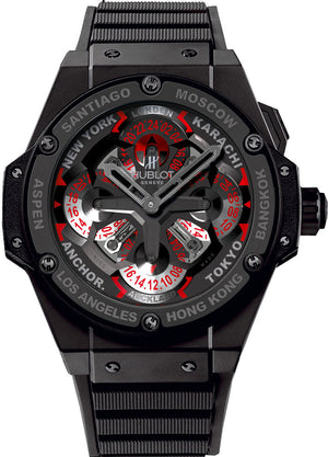 Hublot Big Bang King Power Unico GMT Skeleton Dial