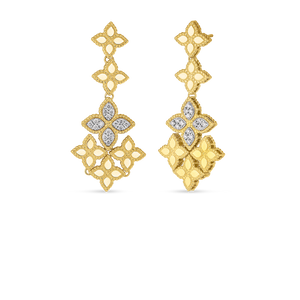 Chandelier Earring Diamonds