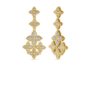 Chandelier Earrings Diamonds
