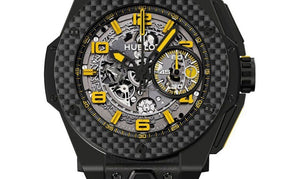 Hublot Big Bang Ferrari Chronograph Skeleton Watch