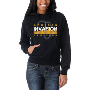 African Invasion New York Hoodie