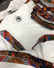 A Touch of Africa Tshirt : Kente, Dashiki