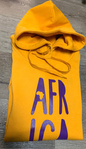AFR ICA HOODIE - KOBE BRYANT Tribute Lakers 2020 NBA Champs
