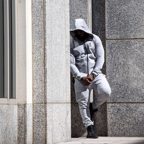 Africa Fashion Jogger & Hoodie Set
