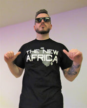 The New Africa tees