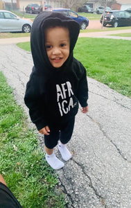 Toddler Fleece Hoodie (unisex)