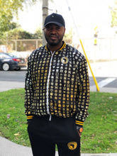 Adinkra Bomber Jacket (Men)