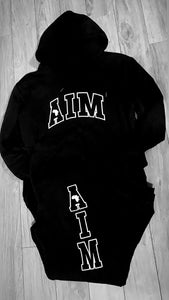 AIM Outline Hoodie & Jogger Set