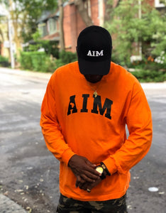 AIM - Africa In Me Long Sleeved Tshirt
