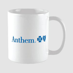 15 oz. White Sublimation Mug