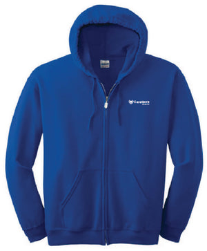 Gildan® - Heavy Blend™ Full-Zip Hooded Sweatshirt