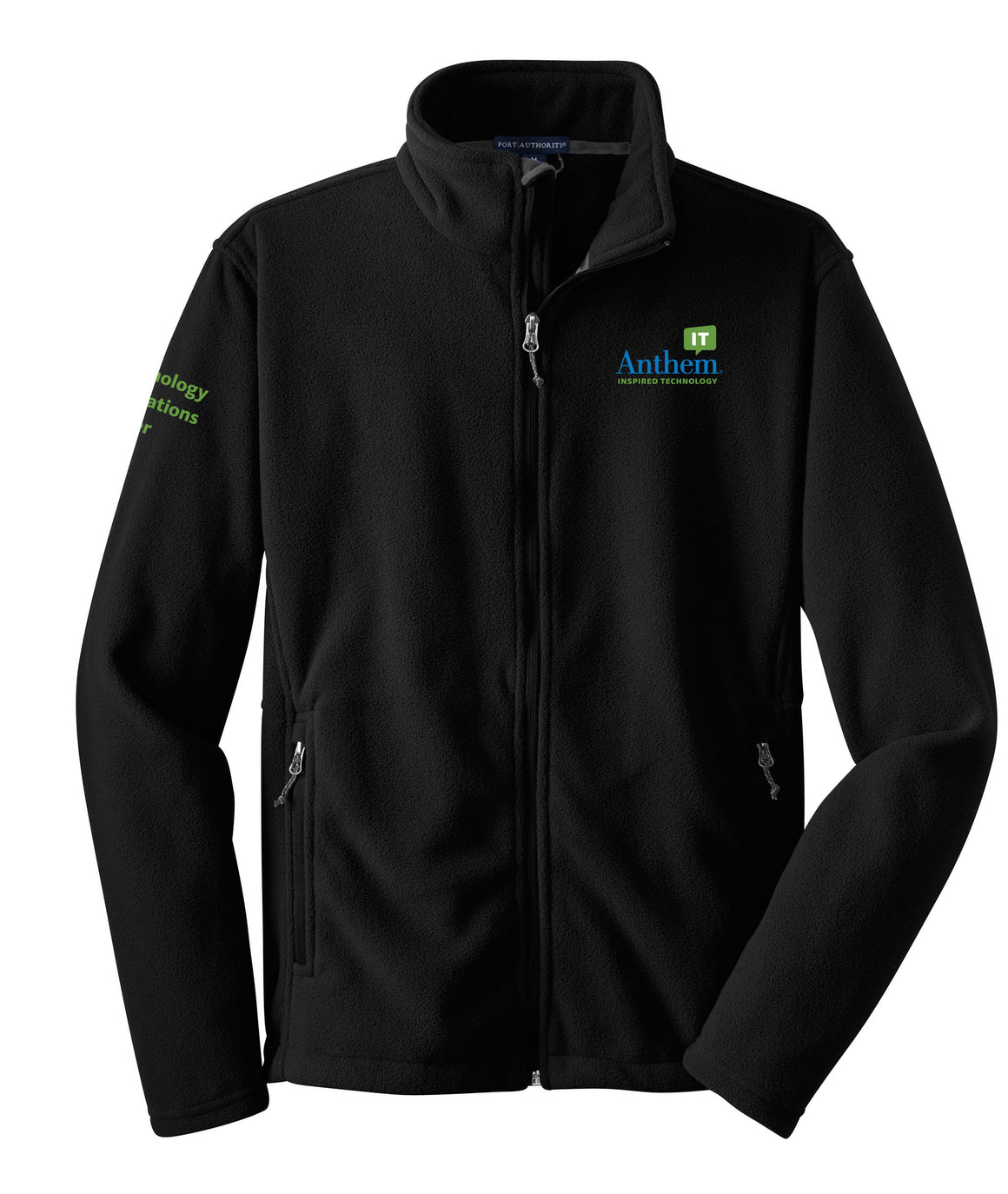 Men's Port Authority Value Fleece Jacket - TOC