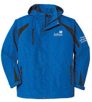 Men's Port Authority All-Season II Jacket - EIA