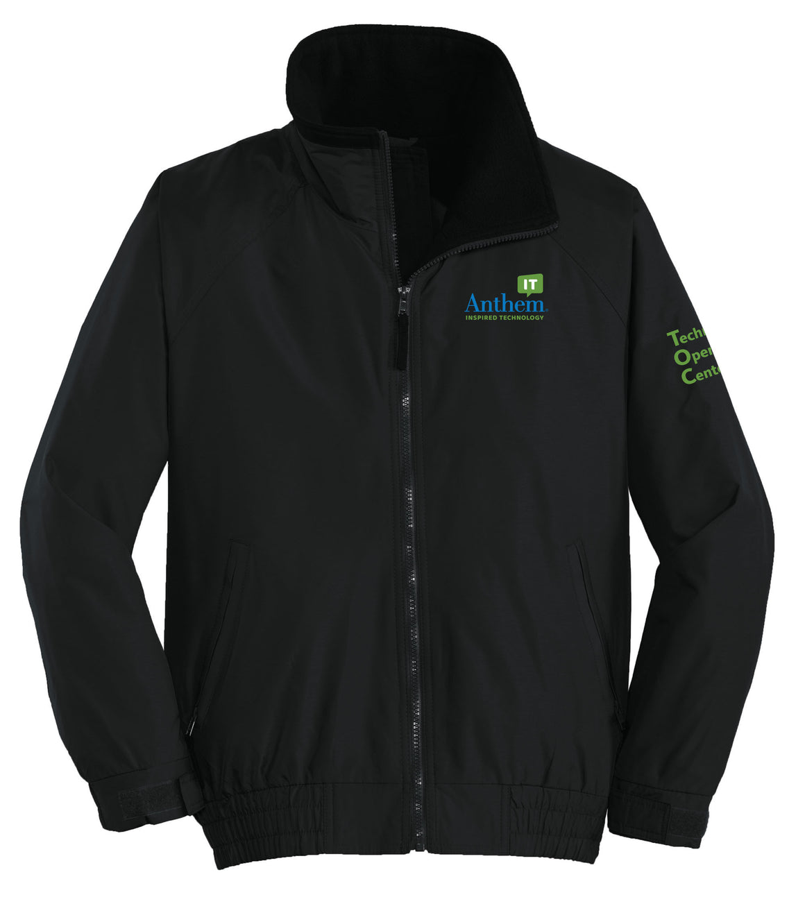 Men's Port Authority Competitor Jacket - TOC