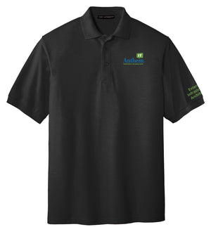 Men's Port Authority Silk Touch Polo Shirt - EIA