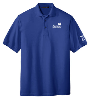 Men's Port Authority Silk Touch Polo Shirt - TOC