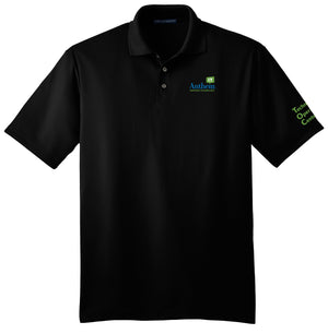 Men's Port Authority Performance Fine Jacquard Polo Shirt - TOC