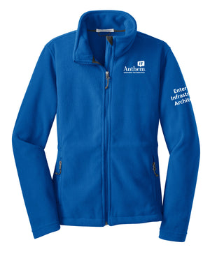 Ladies Port Authority Value Fleece Jacket - EIA