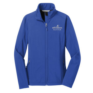 Port Authority® Ladies Core Soft Shell Jacket