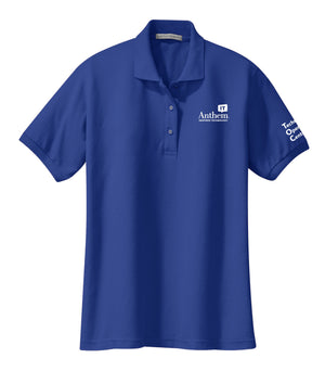 Ladies Port Authority Silk Touch Polo Shirt - TOC